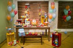 Robot Party with So Many Awesome Ideas via Kara's Party Ideas KarasPartyIdeas.com #RobotParty #PartyIdeas #Supplies (22)