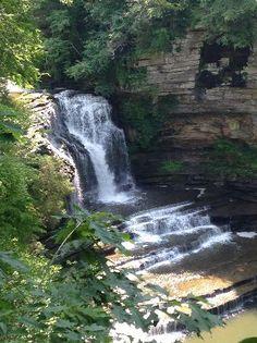 Cummins Falls State Park Tennessee
