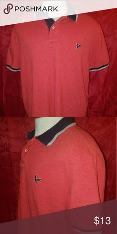 Mens 2Xl Polo by American Eagle Outfitters EUC American Eagle Outfitters Shirts Polos