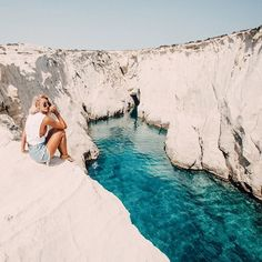 Summer in the Greek Islands – Gypsea Lust Photo Oh The Places You'll Go, Places To Travel, Travel Destinations, Places To Visit, Phuket, To Infinity And Beyond, Adventure Is Out There, Wanderlust Travel, Greek Islands