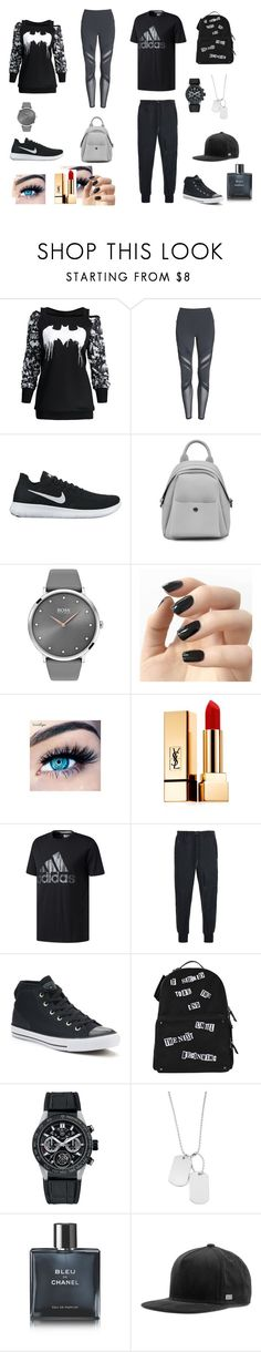 """❤️😜😘لا أغلي إنسان"" by rama-elshrkawy ❤ liked on Polyvore featuring interior, interiors, interior design, home, home decor, interior decorating, Alo, NIKE, BOSS Black and Incoco"