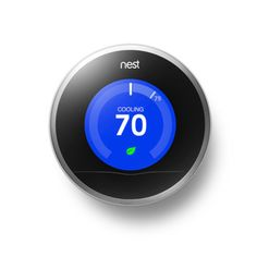 Nest Learning Thermostat, $249, now featured on Fab. [Nest]