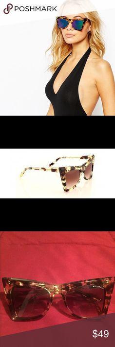 Wildfox Ivy Sunglasses NWOT Wildfox Accessories Sunglasses