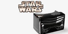Con motivo del próximo estreno de El Despertar de la Fuerza, Google está dando gratis visores de realidad virtual de Star Wars con ilustraciones de los nuevos personajes de la Guerra de las Galaxias.  http://iphonedigital.com/google-visores-realidad-virtual-star-wars/  #iphone6s