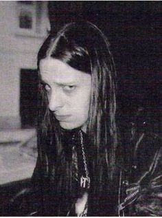 Fenriz ❤️ #GylveNagell #darkthrone #blackmetal #Norway #beautifulidiot