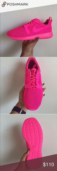 NIKE ROSHE ONE LIMITED ED COLOR SZ 5.5 NEW NIKE ROSHE ONE LIMITED ED COLOR SZ 5.5 NEW item#00600 Nike Shoes