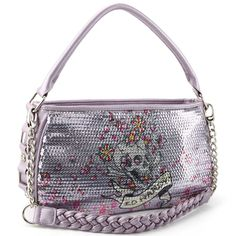Ed Hardy Treasure Chest Agnes Hobo Bag – Made In Heaven 75fb3f9c31dfd