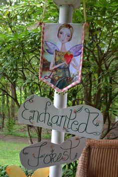 """Photo 1 of 69: Enchanted Forest/Woodland Fairy / Birthday """"Woodland Fairy"""" 