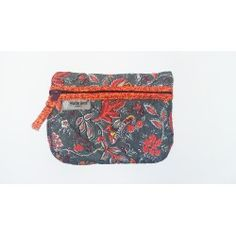 Quilted Pouch Colombe Grey