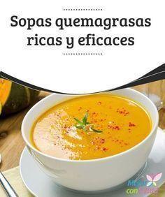 Healthy Soup Recipes, Vegetarian Recipes, Cooking Recipes, Healthy Foods, Sopas Light, Sopas Low Carb, Fat Burning Soup, Diet Plan Menu, Light Recipes