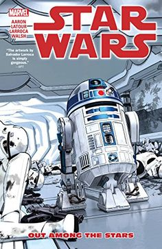 Star Wars Vol. 6: Out Among The Stars (Star Wars (2015-)) - Collects Star Wars (2015) #33-37, Annual #3.Your favorite rebel rabble-rousers run riot across the galaxy! Luke Skywalker finally gets the alone time he's been after with Princess Leia - unfortunately, it comes while they're stranded on a desert island! In tales of the Star Wars underworld, Sana ...