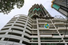 Setia V Residences under construction