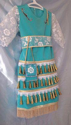 Native American Clothing, Native American Regalia, Native American Beadwork, Native Beadwork, Fancy Shawl Regalia, Jingle Dress Dancer, Dress Paterns, Powwow Regalia, Indian Costumes