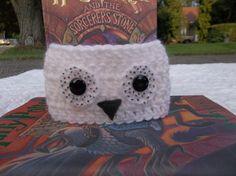 Harry Potter inspired Hedwig Mug Cozy di craftiekimmie su Etsy