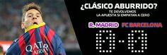 promocion el clasico real madrid vs barcelona