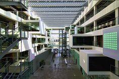 IT University    designed by Henning Larsen. Copenhagen