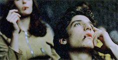 Louis Garrel in THE DREAMERS.gif