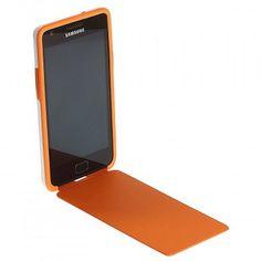Flip Case for Samsung Galaxy S II - Orange http://www.didobay.co.uk/flip-case-for-samsung-galaxy-s-ii-orange.html#