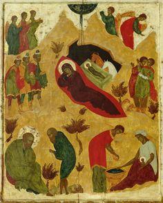 Алена Князева. Рождество Христово