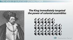 Virginia House Of Burgesses: Definition, Importance & Quiz - Video & Lesson Transcript   Study.com