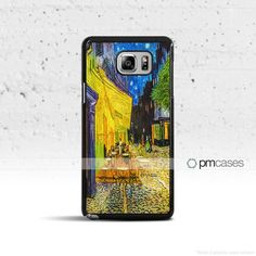 Van Gogh's Cafe At Night Case Cover for Samsung Galaxy S3 S4 S5 S6 S7 Edge Plus Active Mini Note 3 4 5 7