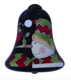 """A Simple Gift ~ # 7141143 (petite bell) ~ Artist: Susan Winget"