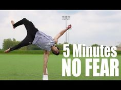 Get Over Backflip Fear In 5 Minutes | The Macaco - YouTube
