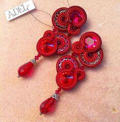 Lipstick earrings por AdelsLaboratory