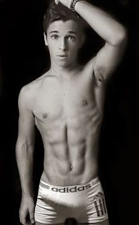 Sean O'Donnell Adidas Boxers Abs