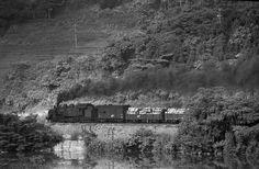 会津線・只見線のC11 1972.8.1~2