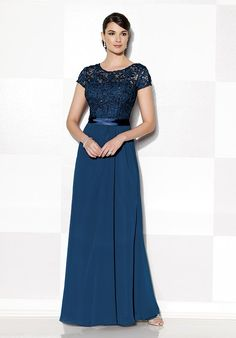Cameron Blake 115614 Mother Of The Bride Dress - The Knot