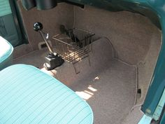 We offer a full selection of 1956 VW Bug Carpet Kits including Front, Rear, and Trunk VW Carpet, VW Carpet Padding, and VW Floor Mats in a variety of colors. Volkswagen, Volkswagon Bug, Corolla Dx, Toyota Corolla, Automotive Carpet, Motorhome, Vw Super Beetle, Vw Parts, Bug Car
