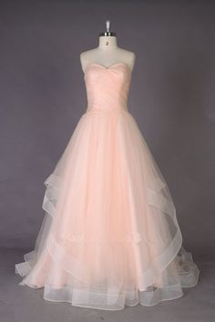 Charming Sweetheart Ball Gown Long Tulle Quinceanera Dress/Prom Gown