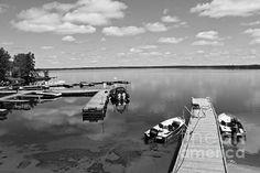 West Hawk Lake by Cendrine Marrouat