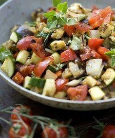 White house salad
