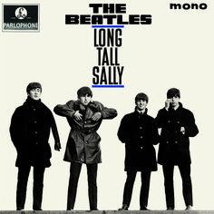 Long Tall Sally vinyl EP reissue for RSD Black Friday.