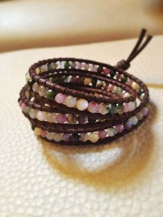 DIY chan luu bracelet