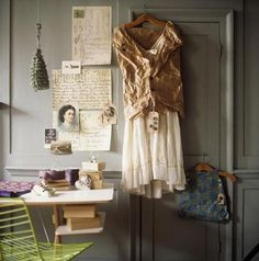 Any lackluster wall of your home can become a masterpiece when you know how to group objects for impact. Here are a few tips for creating a potent display out of your random collectibles and thrift shop finds…