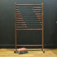 Large Floor Abacus DIY Woodworks Ltd.