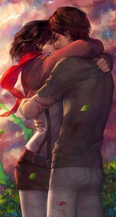 anime, boy, and erin afbeelding