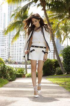 MIAMI – WHITE & BLACK Fashion Coolture waysify