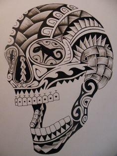 sugar skulls for men | cane sugar skull by bishop808 on deviantART
