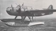 Fokker T.VIIIW: Eight of these managed to escape to England before the German invasion. Flown by Dutch crews (n* 320 Dutch sqn).