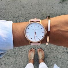 THE NOOSA watch style. Rose Gold and Blush. Minimal watch style. Australian Women's watch brand. If you love fashion check us out. We're always adding new products for your closet!
