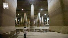 10 Construções debaixo da terra mais surpreendentes do mundo