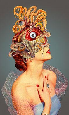 Eugenia's Collages