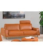 Nice Burnt Orange Leather Sofa , Fresh Burnt Orange Leather Sofa 92 In Sofa  Design Ideas