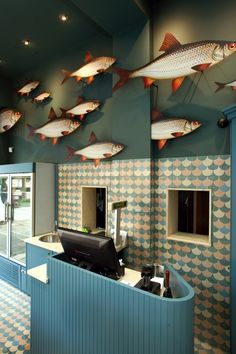 ARCHISEARCH.GR - Psaras: A Fish Store in Thessaloniki by T&T Architects