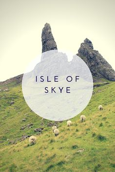 Get your ULTIMATE GUIDE TO THE ISLE OF SKYE. What to see, where to eat, how to get around and how much to spend.
