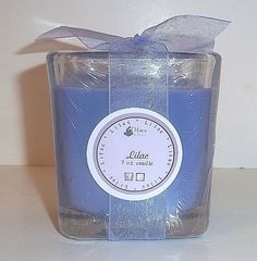 Lilac is the epitome of spring fragrances, so until you can open those windows, take a breath of this fresh candle! $8.50